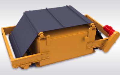 RCYD建筑垃圾除铁器